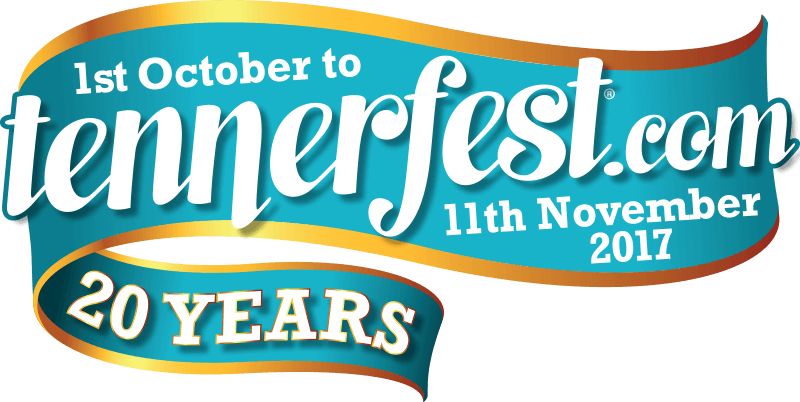 Tennerfest Menu 2017