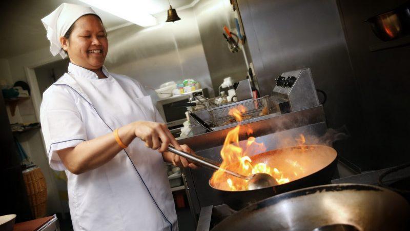 Sawatdi Head Chef